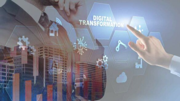 Intelligent investment in digital transformation: Driving change from the grassroots